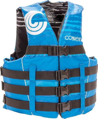 Connelly Mens Skis Promo 4 Buckle Vest