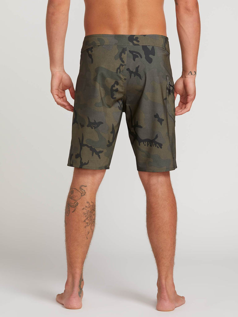"Volcom Men's Lido Solid Mod 20"" Boardshorts 2019 - Sun 'N Fun Specialty Sports"