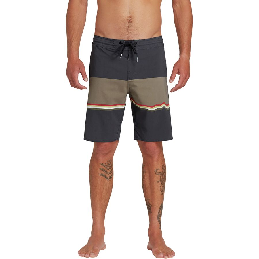 Volcom Men's 3 Quarta Stoneys Boardshorts 2019
