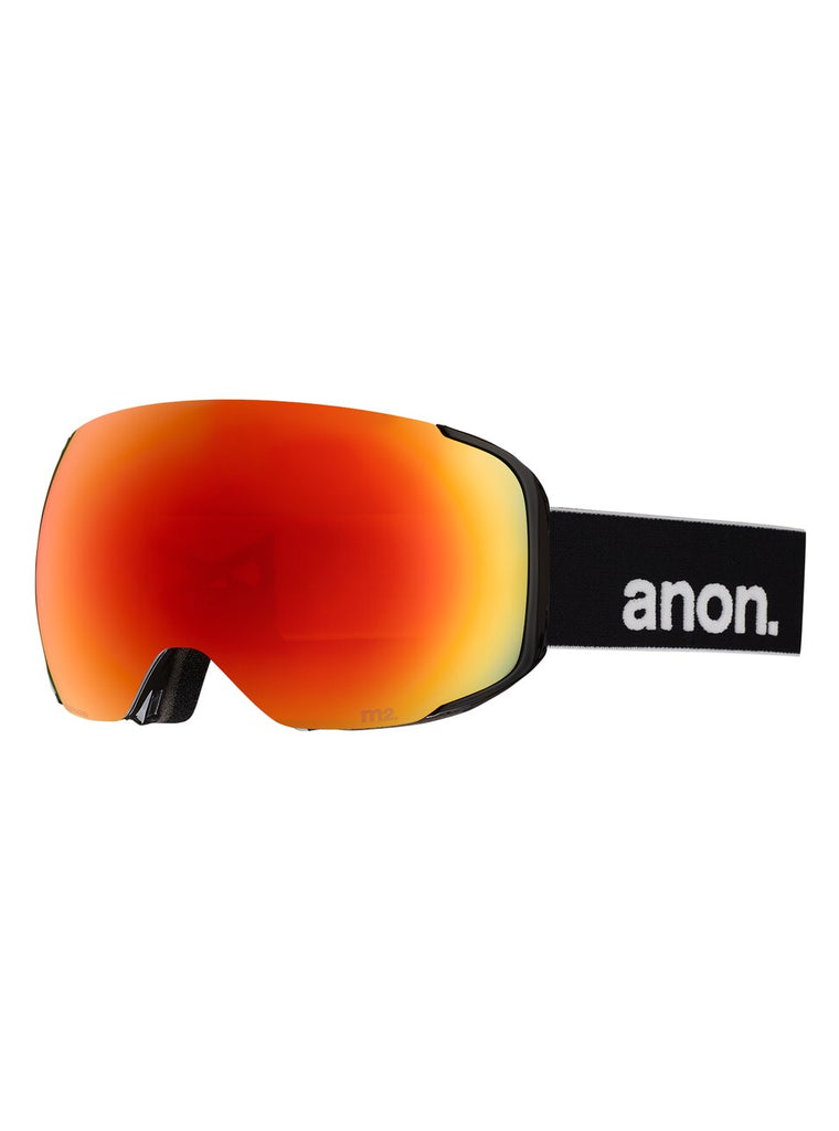 Anon Men's M2 Snow Goggles + Spare Lens + MFI Facemask 2020 - Sun 'N Fun Specialty Sports