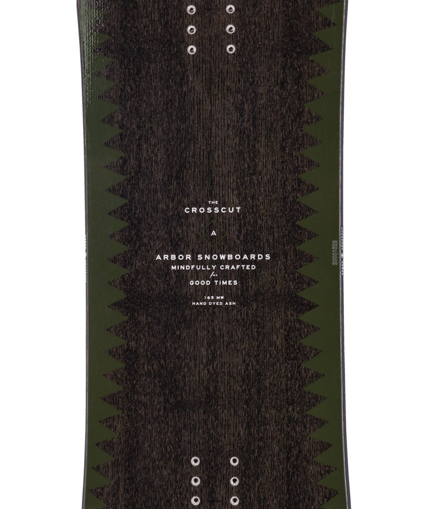 Arbor Men's Crosscut Camber Snowboard 2020 - Sun 'N Fun Specialty Sports