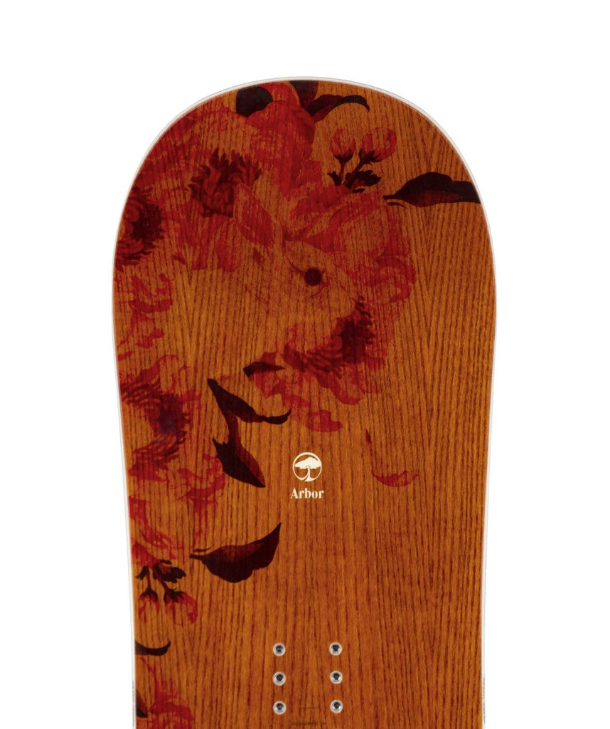 Arbor Women's Cadence Rocker Snowboard 2020 - Sun 'N Fun Specialty Sports