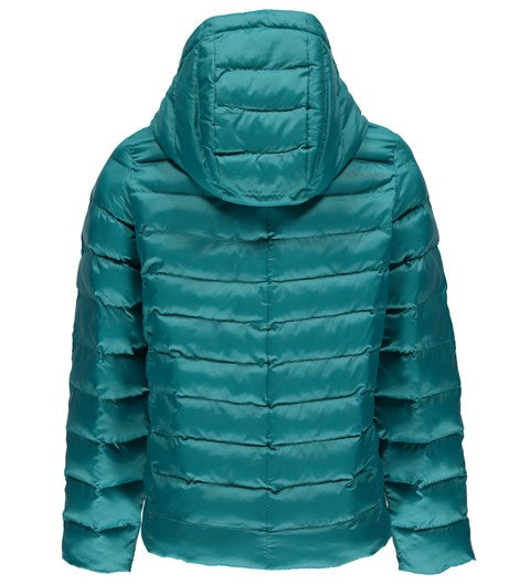 Spyder Girl's Timeless Hoody Down Jacket - Sun 'N Fun Specialty Sports