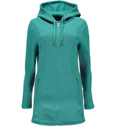 Spyder Women's Endure Long Full Zip Mid Weight Stryke Jacket - Sun 'N Fun Specialty Sports