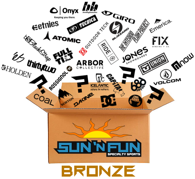 Bronze Box - 3 Month - Sun 'N Fun Specialty Sports