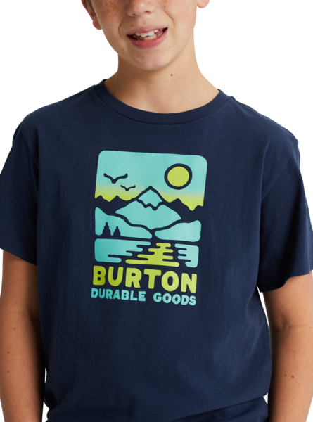 Burton Kid's Traildaze Short Sleeve Shirt 2020 - Sun 'N Fun Specialty Sports