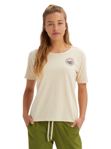 Burton Women's Ashmore Scoop Short Sleeve Shirt - Sun 'N Fun Specialty Sports