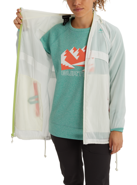 Burton Women's Hazlett Packable Jacket 2020 - Sun 'N Fun Specialty Sports