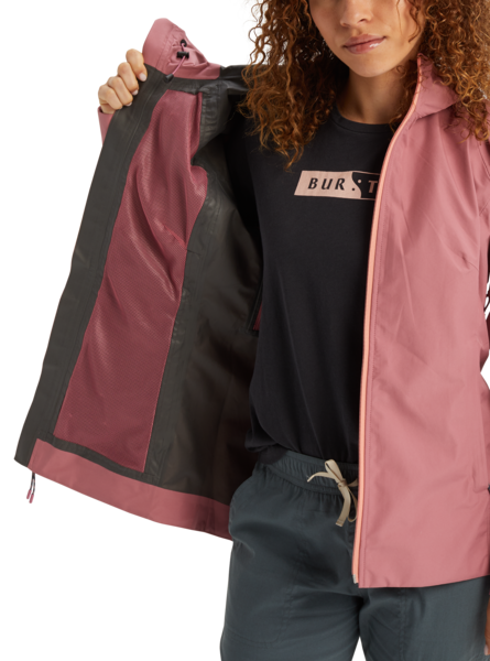 Burton Women's Gore-Tex 2L Packrite Jacket 2020 - Sun 'N Fun Specialty Sports