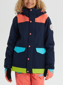 Burton Girls' Elstar Jacket 2020 - Sun 'N Fun Specialty Sports