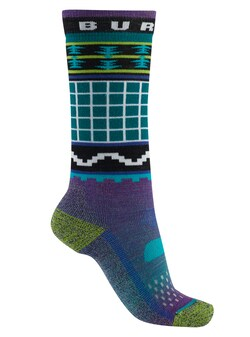 Burton Kids' Performance Midweight Sock 2020 - Sun 'N Fun Specialty Sports