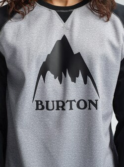 Burton Men's Crown Bonded Crew 2020 - Sun 'N Fun Specialty Sports