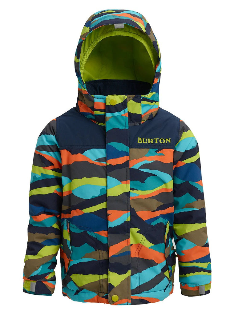 Burton Toddler's Amped Jacket 2020 - Sun 'N Fun Specialty Sports