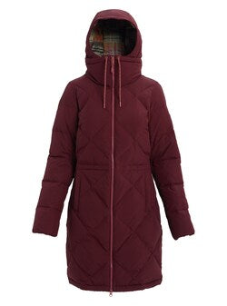 Burton Women's Chescott Down Jacket 2020 - Sun 'N Fun Specialty Sports