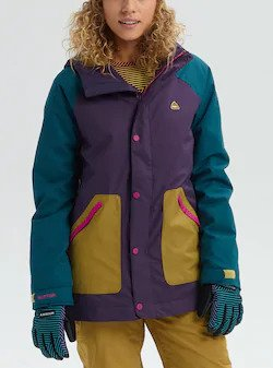 Burton Women's Eastfall Jacket 2020 - Sun 'N Fun Specialty Sports