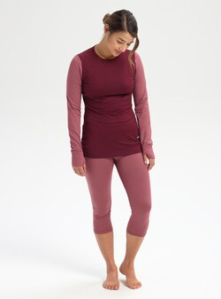Burton Women's Midweight Baselayer Crew 2020 - Sun 'N Fun Specialty Sports