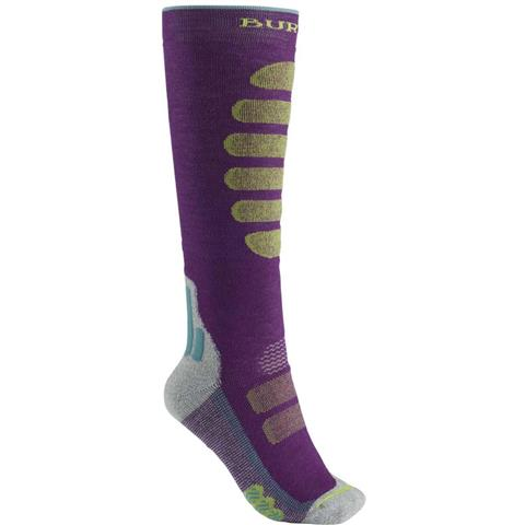 Burton Women's Performance + Midweight Sock 2020 - Sun 'N Fun Specialty Sports