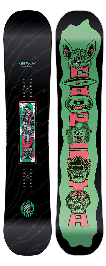 Capita Men's Horrorscope Snowboard 2020 - Sun 'N Fun Specialty Sports