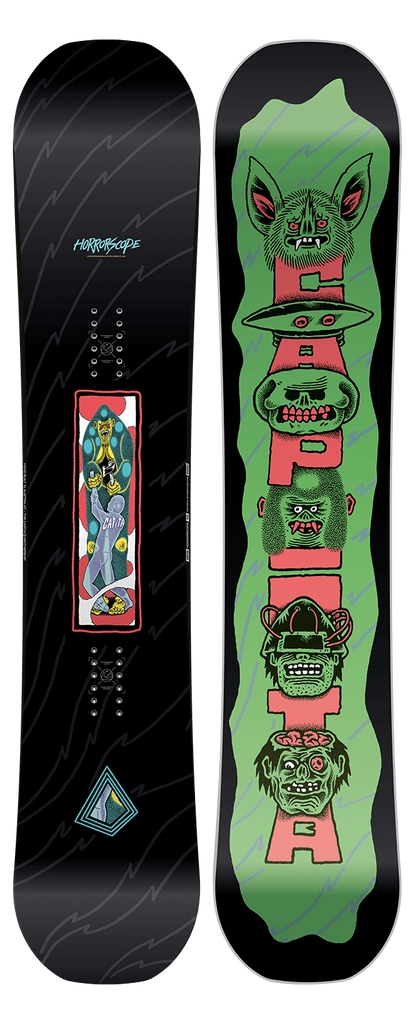 Capita Men's Horrorscope Snowboard 2020