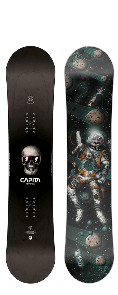 Capita Youth Scott Stevens Mini Snowboard 2020 - Sun 'N Fun Specialty Sports