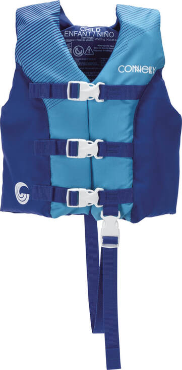 Connelly Boys' Child Nylon Vest 2020