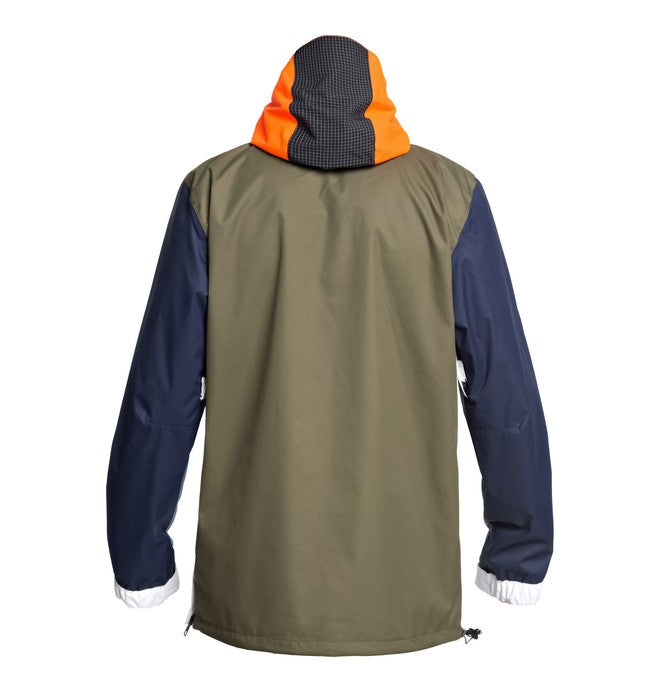 DC Men's ASAP Anorak SE Jacket 2020 - Sun 'N Fun Specialty Sports