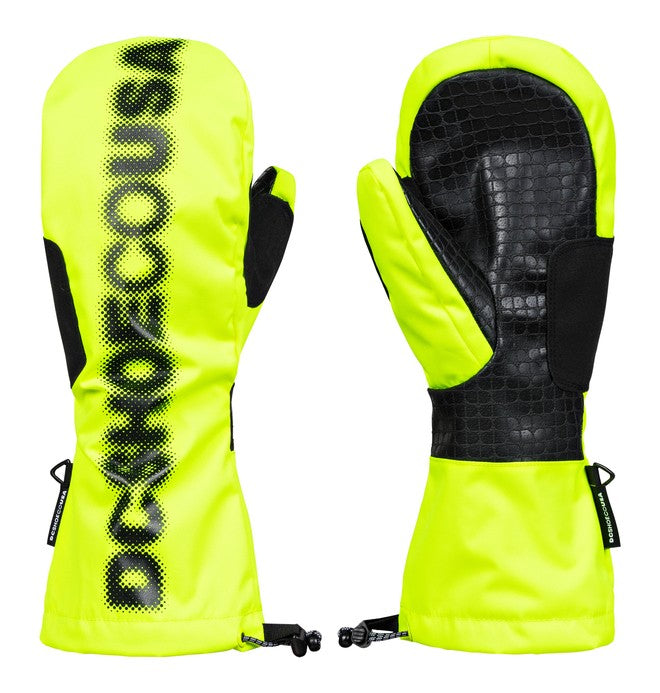 DC Men's Headline Snowboard / Ski Mittens 2020 - Sun 'N Fun Specialty Sports