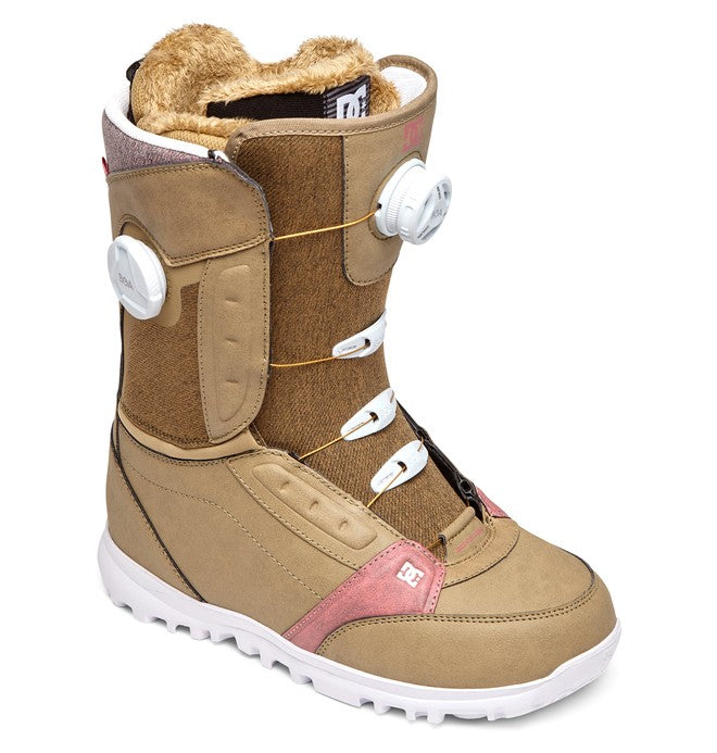 DC Women's Lotus Boa Snowboard Boots 2020 - Sun 'N Fun Specialty Sports