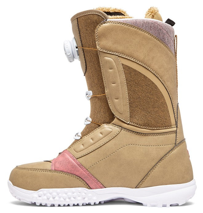 DC Women's Lotus Boa Snowboard Boots 2020