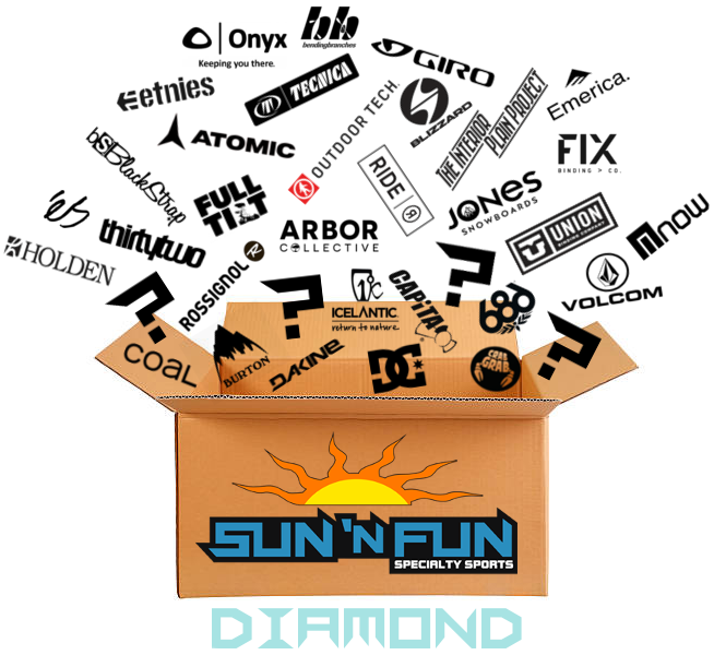 Diamond Box - 12 Month - Sun 'N Fun Specialty Sports