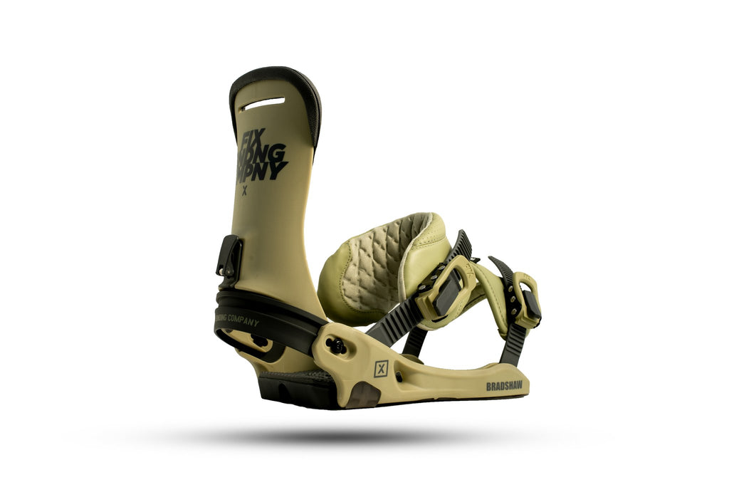 Fix Team Bradshaw Men's Snowboard Bindings 2019