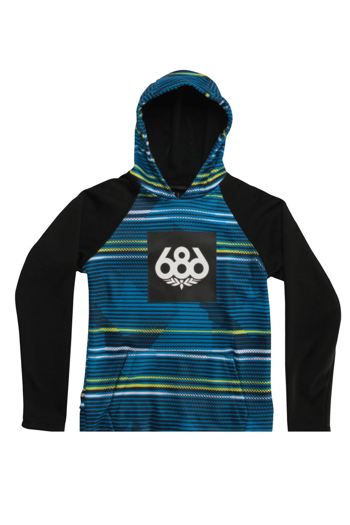 686 Boy's Bonded Pullover Hoody - Sun 'N Fun Specialty Sports