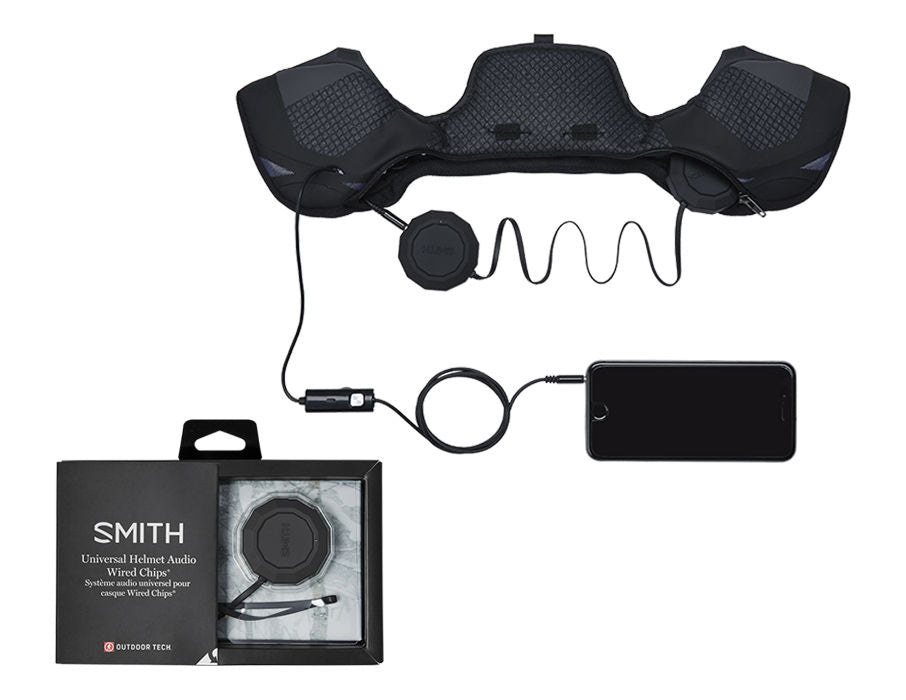 Smith Outdoor Tech Wired Audio Chips - Sun 'N Fun Specialty Sports