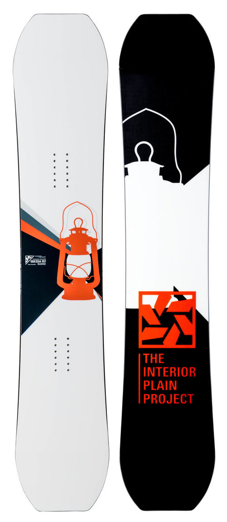 Interior Plain Project Odessa Snowboard 2020 - Sun 'N Fun Specialty Sports