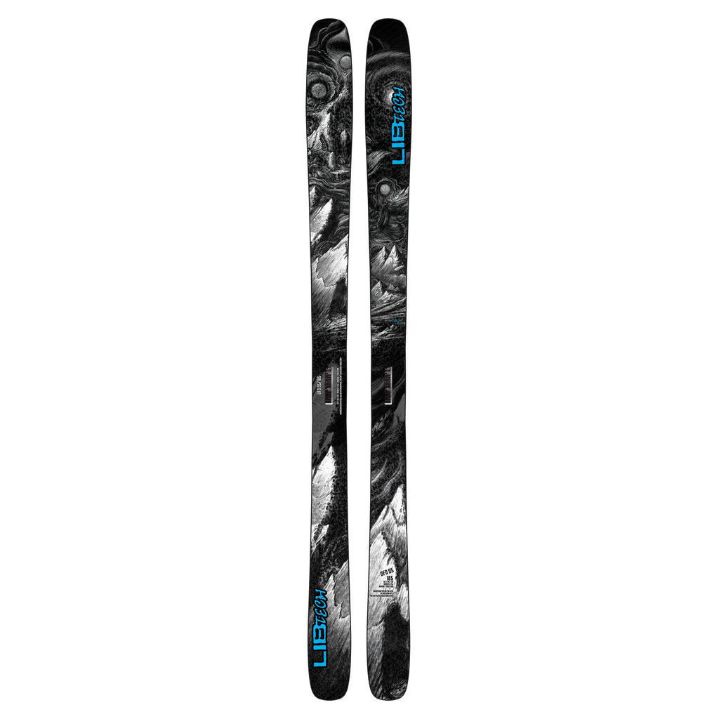 Lib Tech Men's UFO 95 Skis 2020 - Sun 'N Fun Specialty Sports