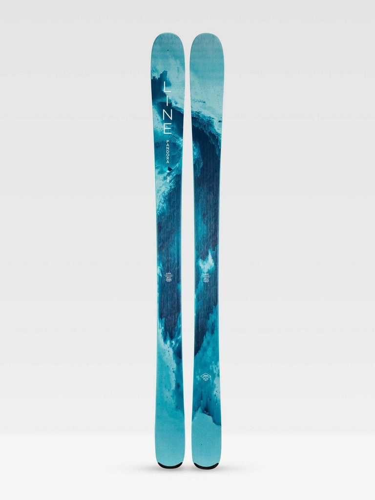 Line Skis Women's Pandora 94 Skis 2020 - Sun 'N Fun Specialty Sports