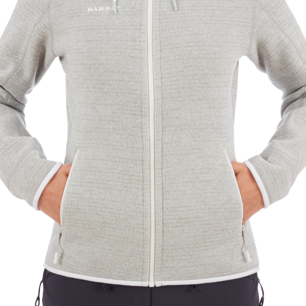 Mammut Women's Arctic Hooded Midlayer Jacket 2020 - Sun 'N Fun Specialty Sports