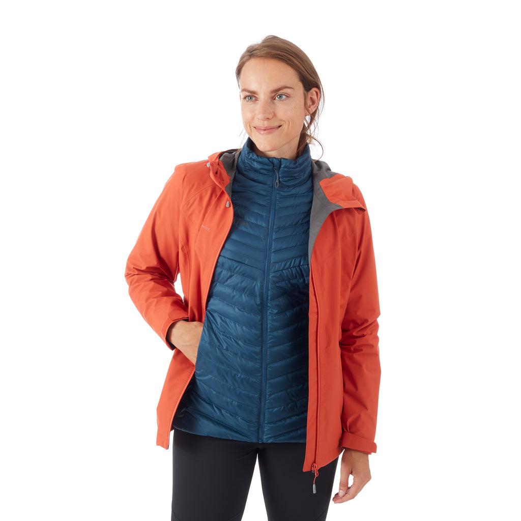 Mammut Women's Convey 3 In 1 Gore-Tex Hooded Jacket  2020 - Sun 'N Fun Specialty Sports