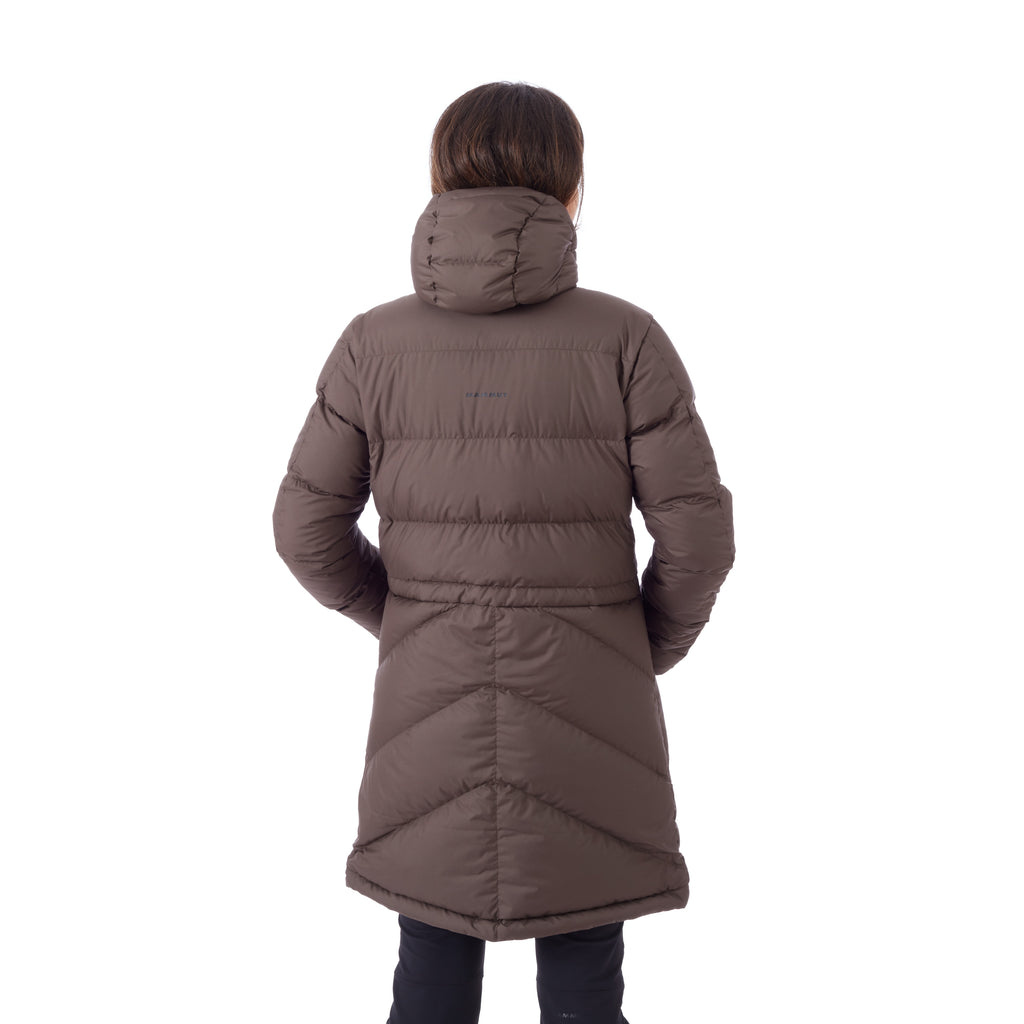 Mammut Women's Fedoz Insulated Hooded Parka 2020