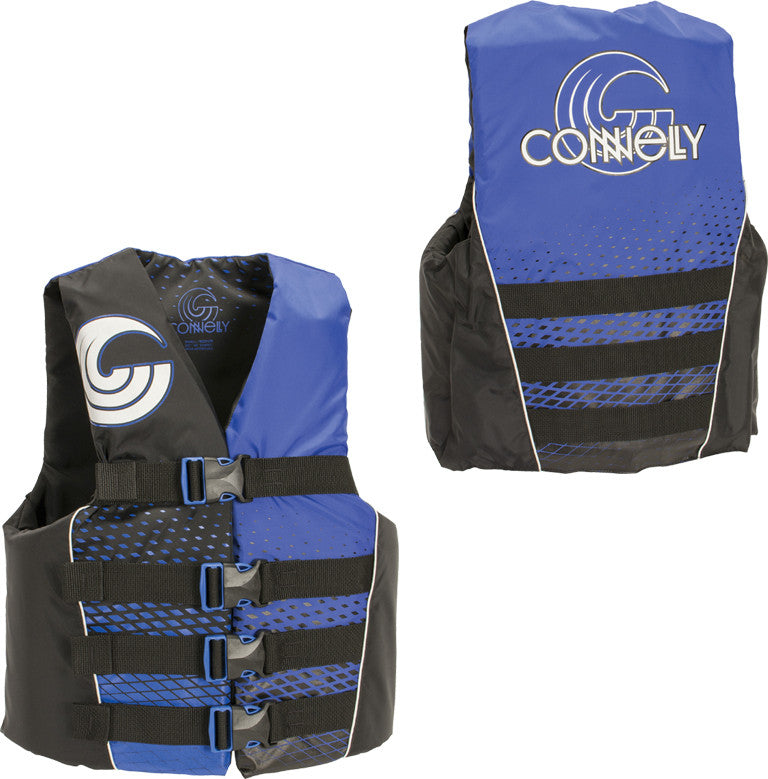 Connelly Mens Skis Promo 4 Buckle Vest - Sun 'N Fun Specialty Sports