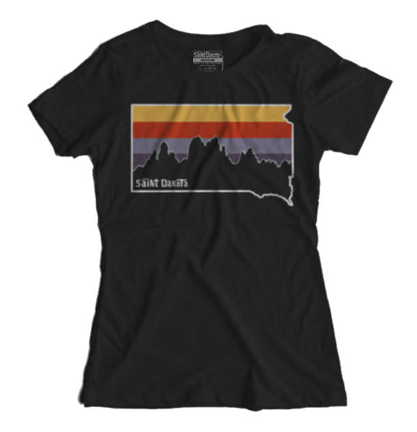 Saint Dakota Needles Tee Women's - Sun 'N Fun Specialty Sports