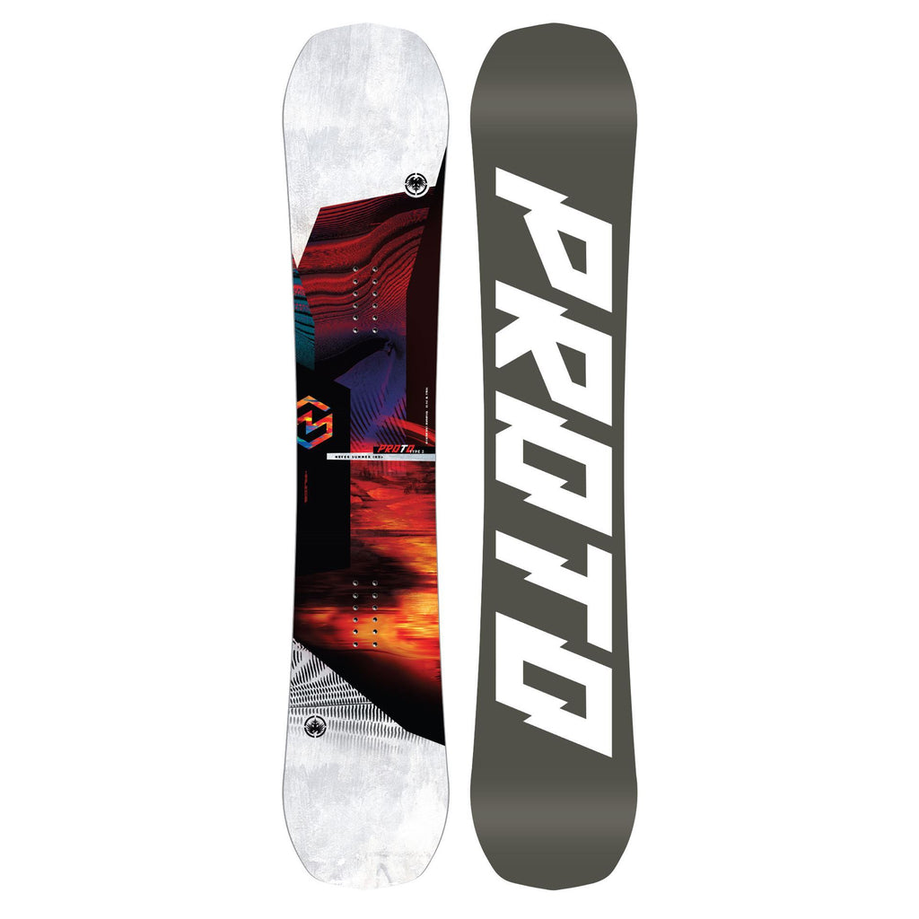 Never Summer Men's Proto Type Two Snowboard 2020 - Sun 'N Fun Specialty Sports