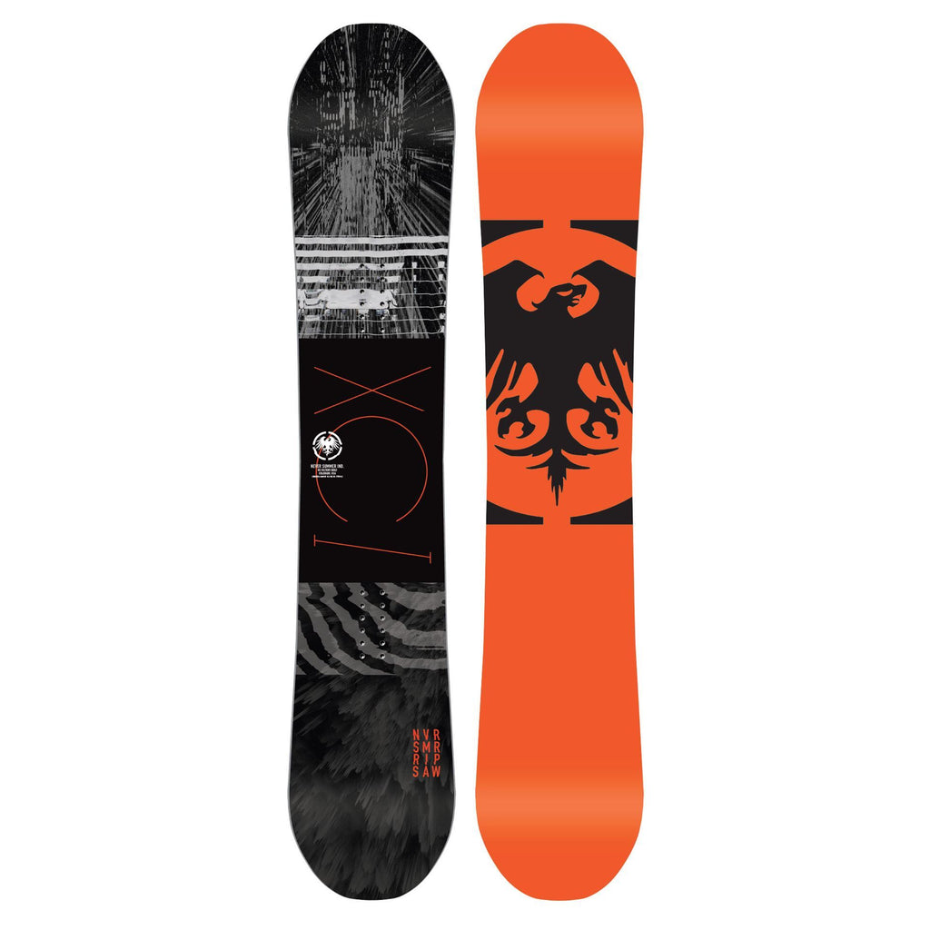 Never Summer Men's Ripsaw Snowboard 2020 - Sun 'N Fun Specialty Sports