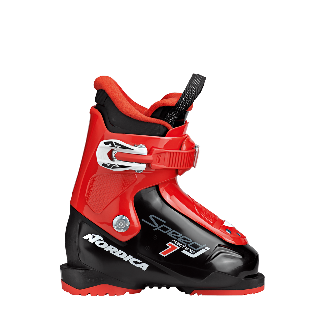 Nordica Boy's Speedmachine J 1 Ski Boots 2020 - Sun 'N Fun Specialty Sports