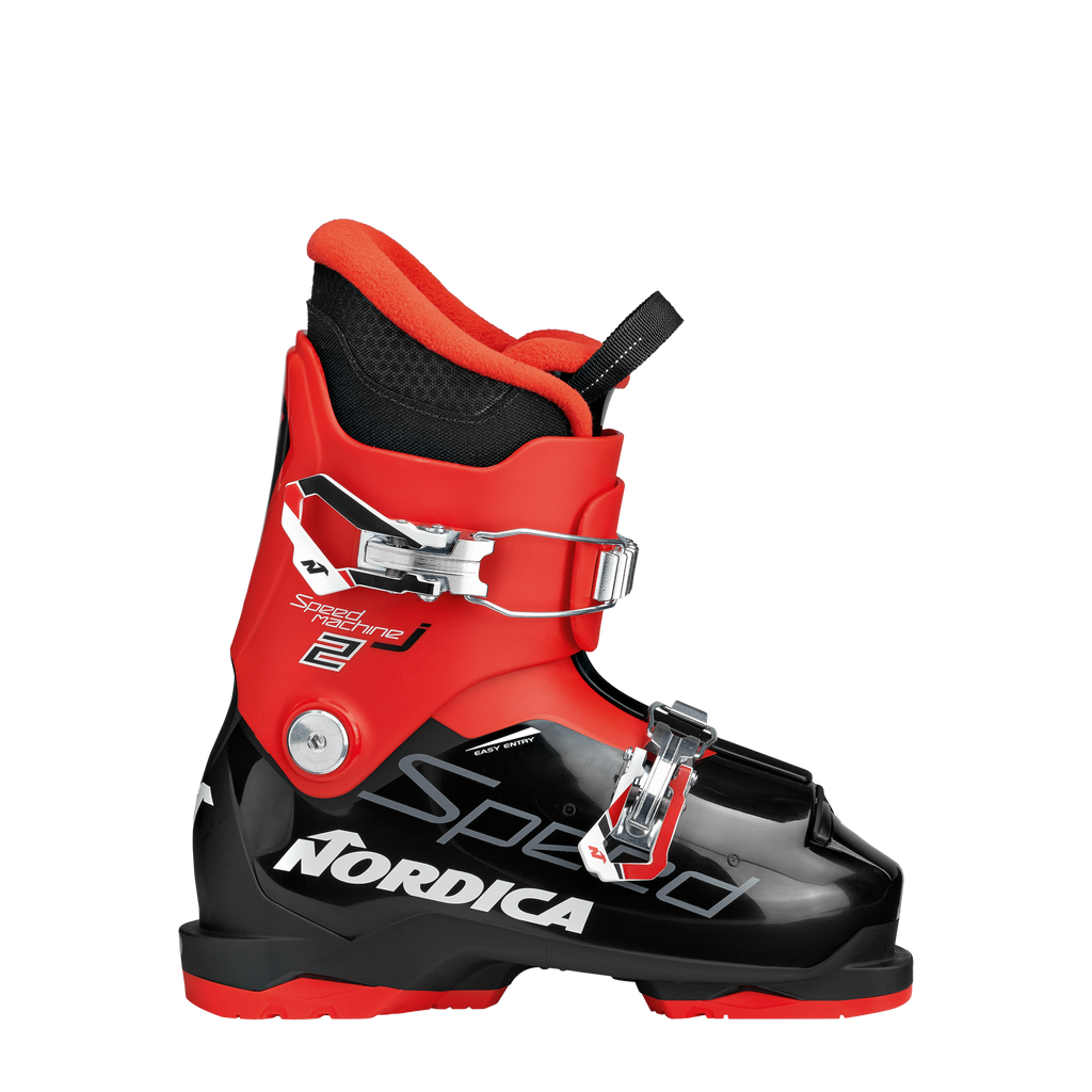 Nordica Boy's Speedmachine J 2 Ski Boots 2020 - Sun 'N Fun Specialty Sports