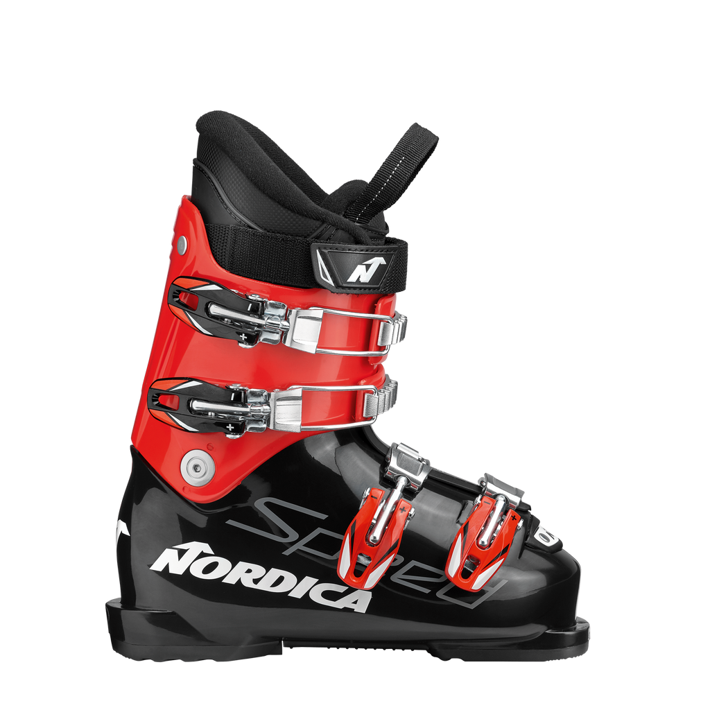 Nordica Boy's Speedmachine J 4 Ski Boots 2020 - Sun 'N Fun Specialty Sports
