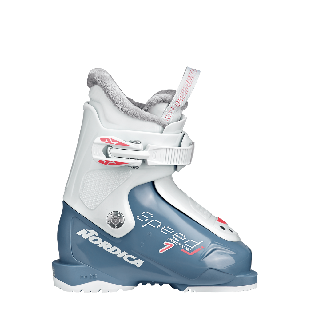 Nordica Girl's Speedmachine J 1 Ski Boots 2020