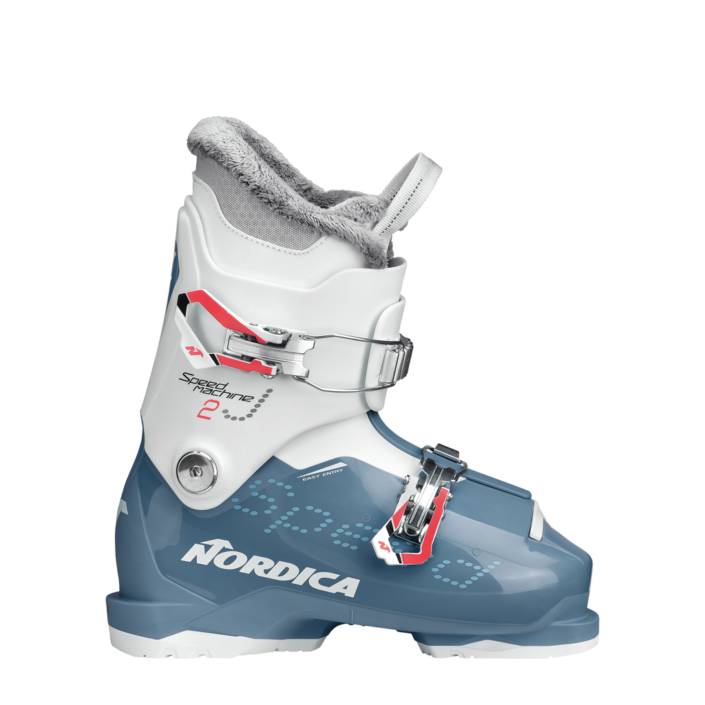 Nordica Girl's Speedmachine J 2 Ski Boots 2020 - Sun 'N Fun Specialty Sports
