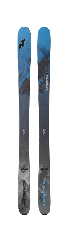 Nordica Men's Enforcer Free 104 Skis 2020 - Sun 'N Fun Specialty Sports