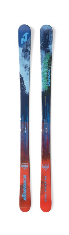 Nordica Soul Rider Jr Skis 2020 - Sun 'N Fun Specialty Sports